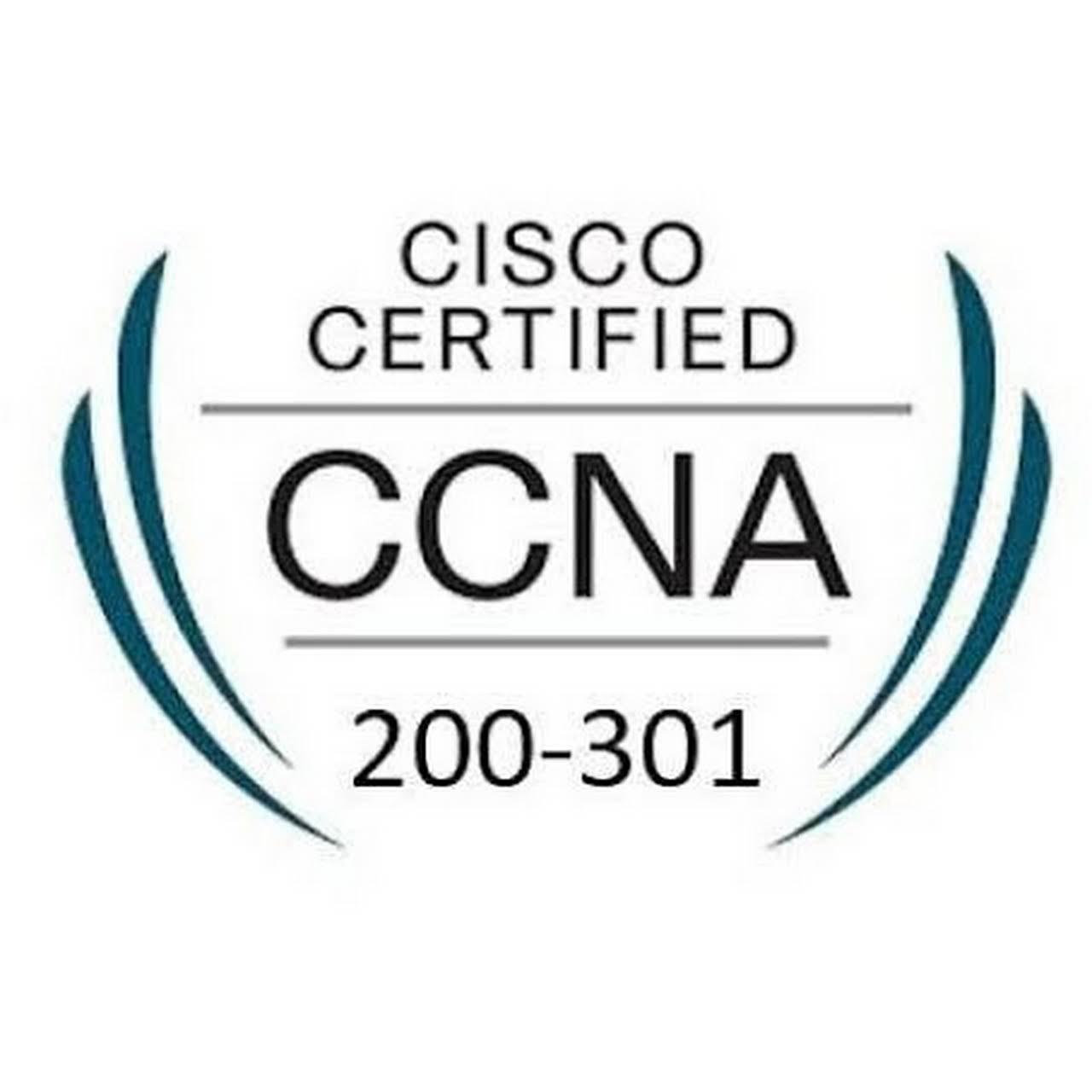 200-301 CCNA  logos