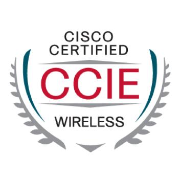 CCIE Wireless logos