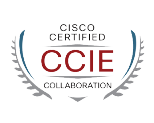 CCIE Collaboration logos