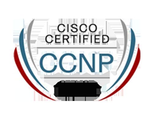 CCNP Service Provider logos
